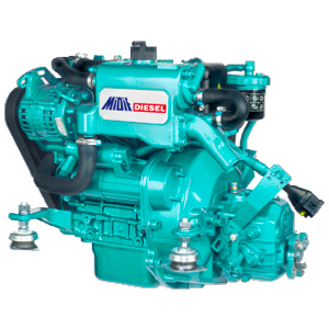 MIDIF marine engine , the best choice for your boat
